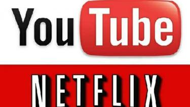 YouTube dan Netflix