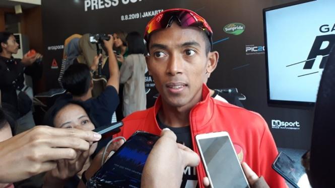 Pelari nasional, Agus Prayogo