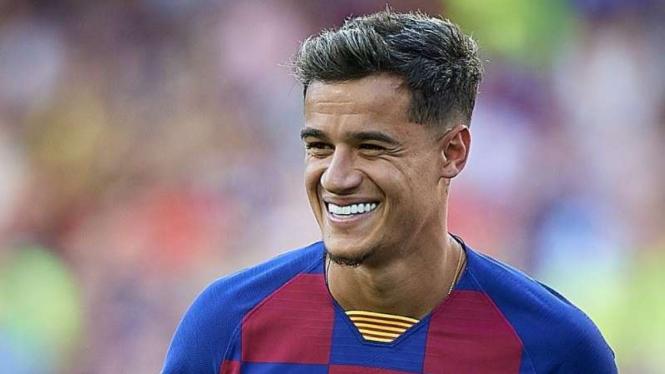 Megabintang Barcelona, Philippe Coutinho