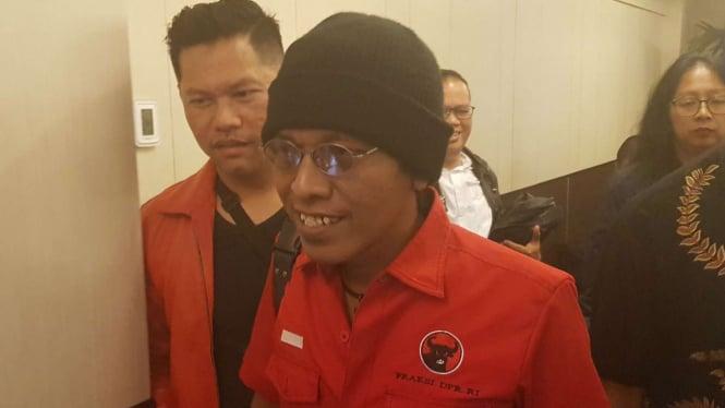 Adian: Tunjukkan Konglomerasi China yang Dibangun Era Jokowi