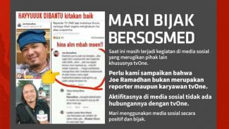 Viral Joe Ramadhan hina Mbah Moen