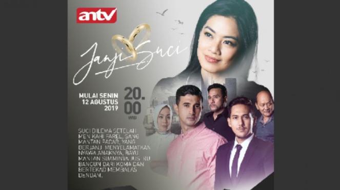 Serial Janji Suci di ANTV