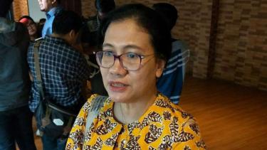 Jubir Partai Demokrat Imelda Sari.