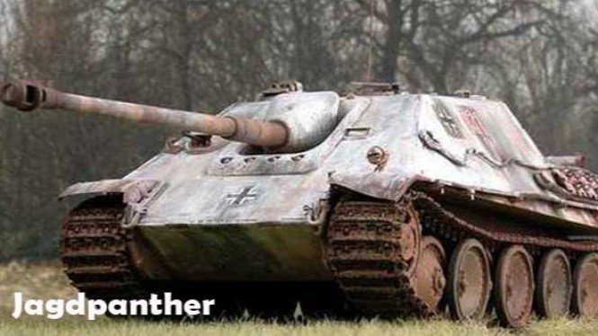 Jagdpanther (Jerman)