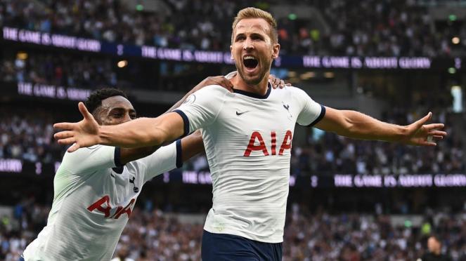 Penyerang Tottenham Hotspur, Harry Kane