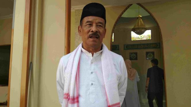 Manajer tim Persib Bandung, Haji Umuh Muchtar