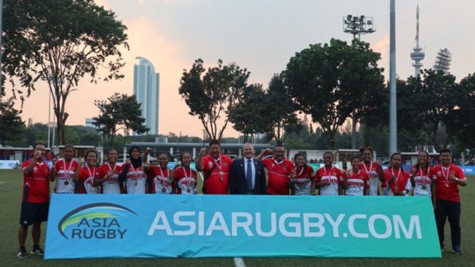 Tim putri Indonesia