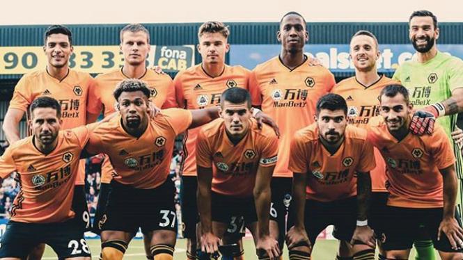 Skuat Wolverhampton Wanderers