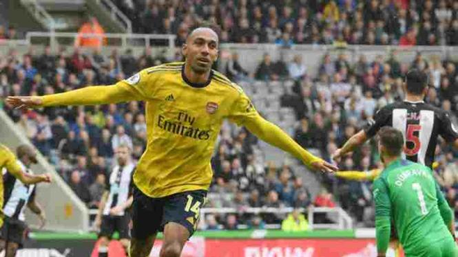 Pemain Arsenal, Pierre-Emerick Aubameyang