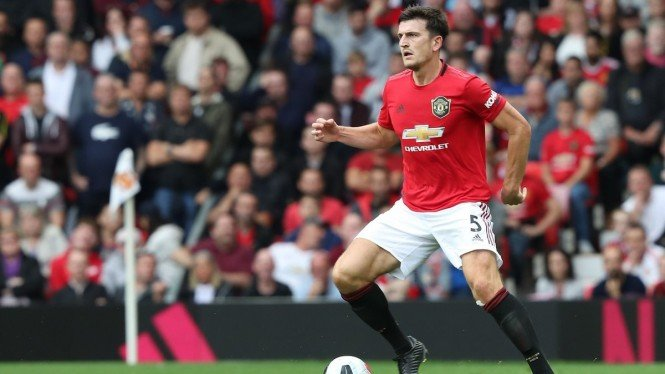 Bek Manchester United, Harry Maguire