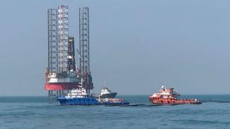 Tumpahan minyak di Kerawang, Jawa Barat