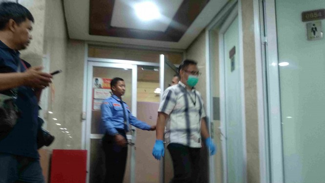 KPK geledah ruangan politikus PDIP I Nyoman Dhamantara