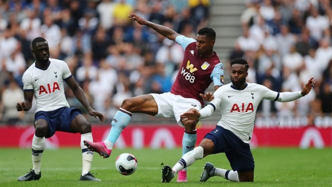 Tottenham Hotspur hancurkan Aston Villa