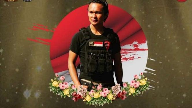Briptu Hedar gugur menjalankan tugas di Papua