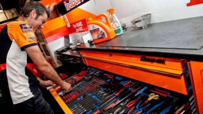 Laci mekanik MotoGP