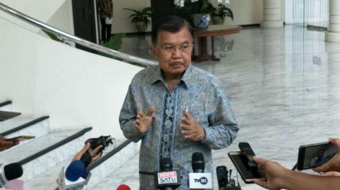 Wakil Presiden Jusuf Kalla bicara soal penyerangan kelompok bersenjata di Papua.