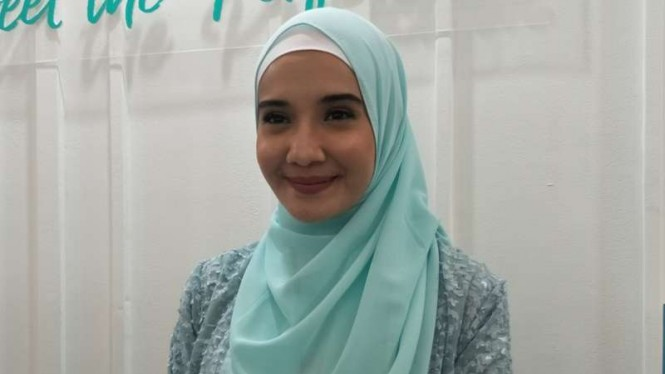 Enggak Bisa Dandan, Zaskia Sungkar: Contouring Aja Mencong-mencong
