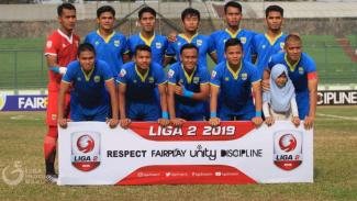 Pemain Blitar Bandung United.