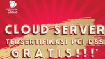 Indonesian Cloud beri kado HUT RI ke-74