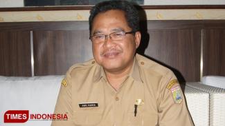 Ketua Panpel Arema FC, Abdul Haris (FOTO: Binar Gumilang/TIMES Indonesia)