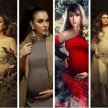 Selebriti maternity shoot