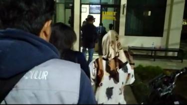 Salah satu pelaku video seks gangbang di Garut