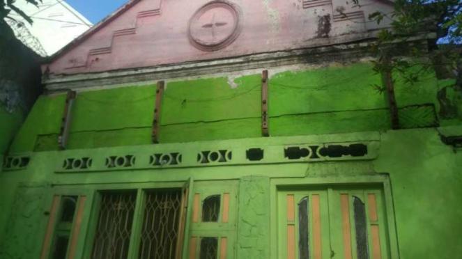 Rumah dan pesantren milik Ahmad Dahlan Ahyad, tempat Abdul Wahab Hasbullah berdi