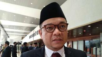 Ketua DPP Golkar bidang media dan penggalangan opini, Ace Hasan Syadzily.