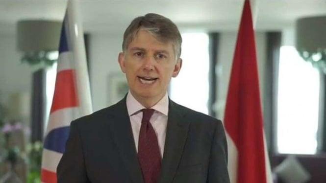 Duta Besar Inggris untuk Indonesia dan Timor Leste, Owen Jenkins.