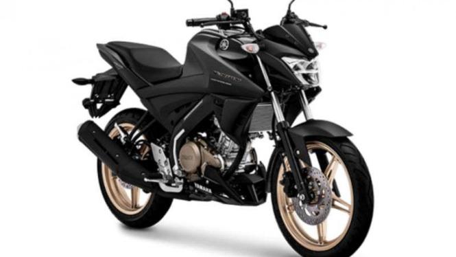 Tampilan baru Yamaha Vixion