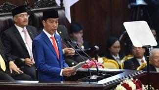 Pidato Kenegaraan Jokowi 2019, Pancasila Pemersatu