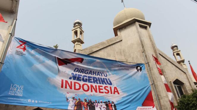 Jamaah Ahmadiyah di Jakarta