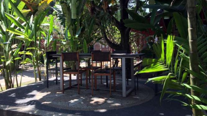 Restoran Bangket di Mataram, NTB