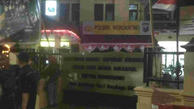 Polsek Wonokromo