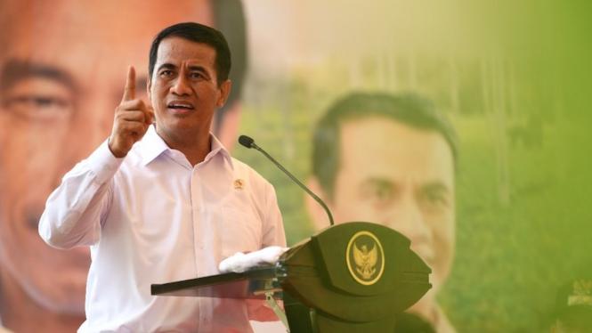 Menteri Pertanian (Mentan), Andi Amran Sulaiman.