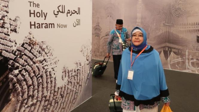 Kepulangan Jemaah Haji 2019