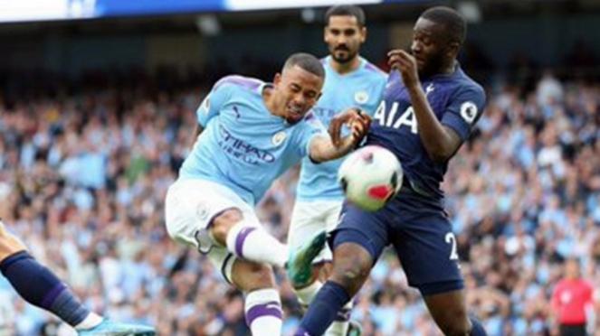 Striker Manchester City, Gabriel Jesus