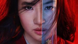 Film live-action Mulan adalah pembuatan ulang dari versi animasi yang dirilis pada 1998. - Disney