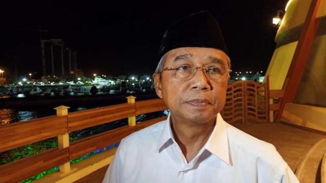 Wakil Amirul Hajj, Busyro Muqoddas memberikan catatan penyelenggaran haji 2019