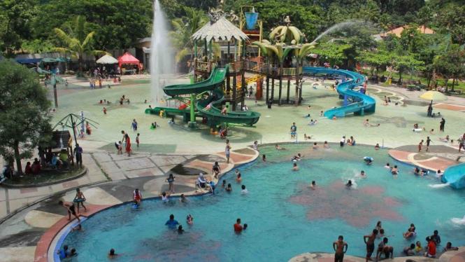 Wisata air di kota Malang