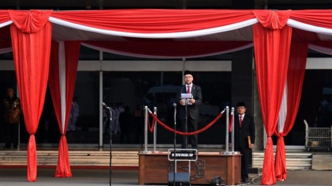 Wakil Ketua DPR: Jadikan HUT RI Ke-74 Momentum Wujudkan Indonesia Maju