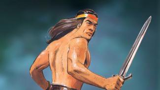 Mandala, jagoan dari Bumilangit yang akan diperankan oleh Joe Taslim.