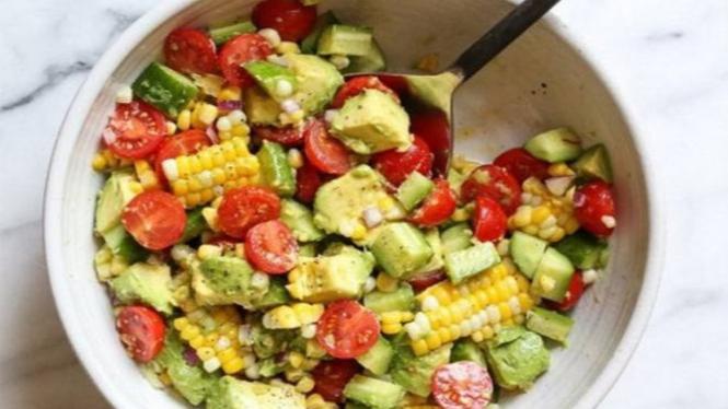 Salad tomat