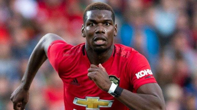 Bintang Manchester United, Paul Pogba