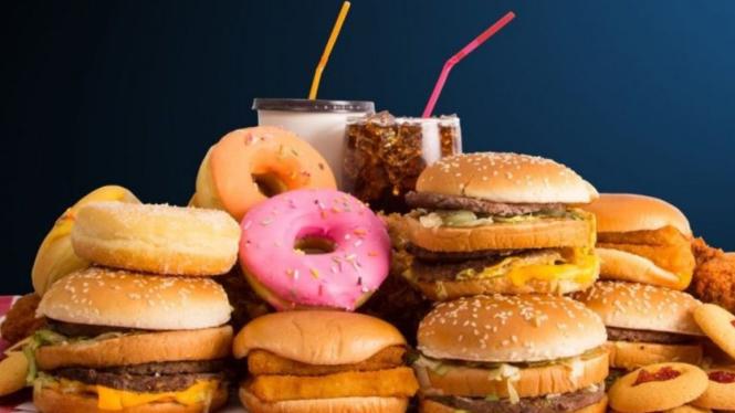 Makanan penyebab diabetes