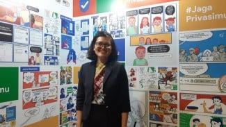 Head of Public Policy Google Indonesia, Putri Alam