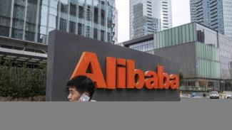 Perebutan Gelar Perusahaan Paling Bernilai di Dunia: Apple hingga Alibaba, Siapa Jawara?. (FOTO: Bloomberg)
