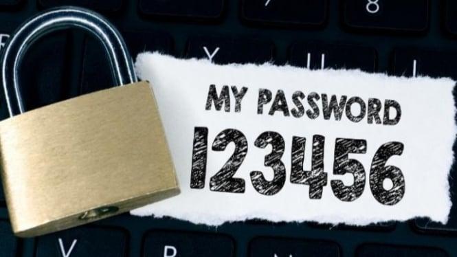 Password mudah dibobol