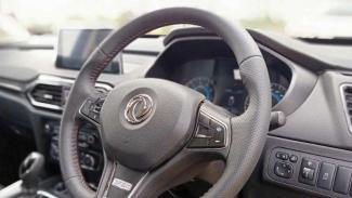 Interior mobil baru DFSK Glory 560