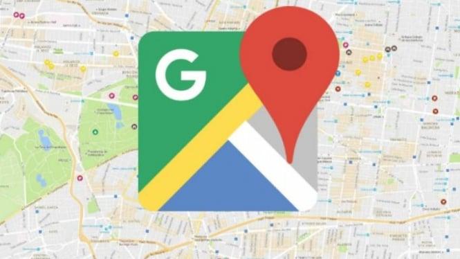 Peta Google Maps